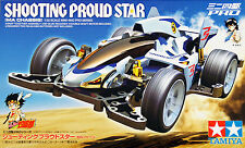 Tamiya 18641 Mini 4WD Shooting Proud Star (MA Chassis)