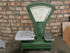 Vintage Russian USSR BALANCE SCALE food shop max weighing machine