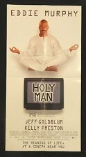DAYBILL MOVIE POSTER - ORIGINAL - HOLY MAN - EDDIE MURPHY