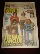 NME 1992 JAN 4 TEENAGE FANCLUB PRIMAL SCREAM BEAUTIFUL SOUTH NAPALM DEATH BLUR