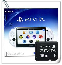 FREE 16GB PSV SONY PlayStation Vita New Slim light Model system console