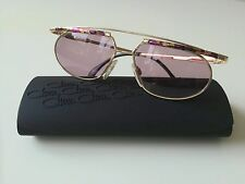 vintage CAZAL 254 col 416 multicolor/gold Germany rare sunglasses