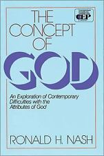 THE CONCEPT OF GOD NEW PAPERBACK BOOK