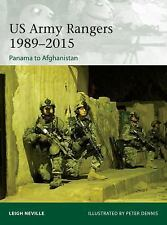 Elite: US Army Rangers, 1989-2015 : Panama to Afghanistan 212 by Leigh Neville (
