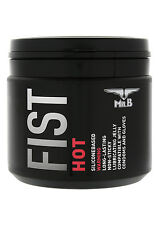 Mister B FIST HOT Lube 500ml Anal / Toy Lubricant GAY