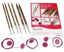 Knit Pro Symfonie Interchangeable Knitting Needle Starter Set (KP20604)