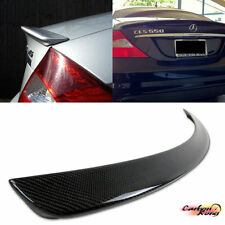 #ITEM IN LA# CARBON MERCEDES BENZ CLS W219 Sedan Trunk Spoiler CLS350 CLS550
