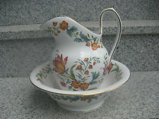 LAVE MAINS PORCELAINE ANGLAISE THE CABINET COLLECTION SPODE