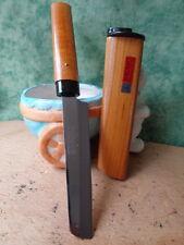 Couteau Japonais Due Cigni Kakugata Lame Acier Carbone/Inox Manche Bois DCI429F