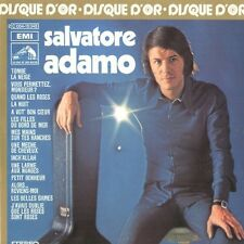 33T   Salvatore Adamo ‎– Le Disque D'Or De Salvatore Adamo