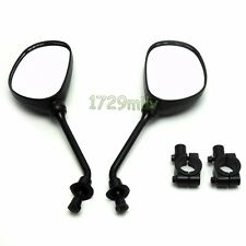 Rearview Mirror with Bracket Holder Clamp For Honda TRX 250 350 450 FourTrax