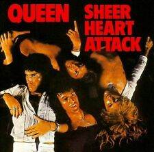 QUEEN Sheer Heart Attack 2CD BRAND NEW Expanded & Remastered