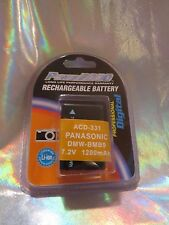 Power2000 ACD-331 Rechargeable Battery for Panasonic DMW-BMB9