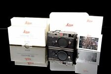 Leica m6 TITANIUM 10412 MINT CONDITION