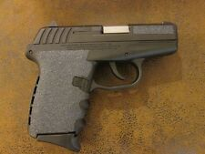 Sand Paper Pistol Grip Enhancements for the SCCY CPX-2   9mm