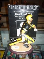 1979 DAVE PARKER PITTSBURGH PIRATES FIGURINE STATUE STADIUM GIVE AWAY