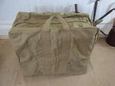 USAF WW2 Aviators Kit Bag Canvas / Tasche Fliegerjacke Overnight Bag Weekender