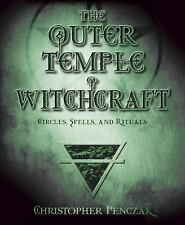 New, Outer Temple Of Witchcraft, Christopher Penczak, Book