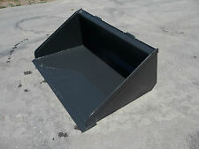 "Ditch Witch Mini Skid Steer Attachment  New 34"" Smooth Bucket - Ship for $149"
