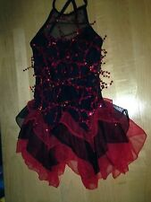 childs competition dance costume