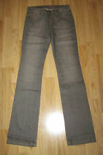 PAUL AND & JOE SISTER SLIM FIT BIRKIN JEANS 25 6-8  long new RP£165 GREY