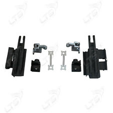 BMW E39 X5 E53 SUNROOF SLIDER RAIL SET LEFT & RIGHT SIDE 8 PIECES
