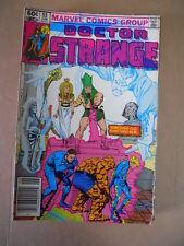 DOCTOR STRANGE #53 1982  Marvel Comics  [G471]