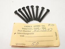 "(1) Ampex 1.5"" Philips Screw for Audio Tape Recorder Reel-to-Reel (VINTAGE NOS)"