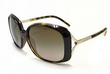 BURBERRY Women's BE4068 4068 3002/13 Tortoise/Brown/Gold Fashion Sunglasses 59mm