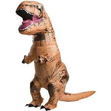 INFLATABLE T-REX ADULT Costume Jurassic World Park Blowup Dinosaur