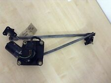 VOLVO S40 1999 FRONT WIPER MOTOR AND LINKAGE 0390241171