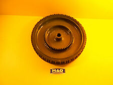 New OEM Parker Lawn Sweeper - Wheel Assembly (SA-735-C) For HS-8630 or AS-8636