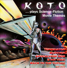 Italo CD Koto plays fantascienza Movie Themes