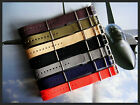 16mm NATO G10 ballistic Nylon watch band strap Bonded RAF IW SUISSE 18 20 22 24