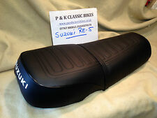SUZKI RE 5 SEAT COVER & STRAP BEST QUALITY YOU CAN BUY