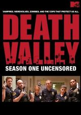 Death Valley MTV Series Complete First Season 1 UNCENSORED Box / DVD Set NEW!