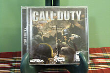 Call of Duty - 2 Disc PC Game with Key - Good Condition