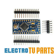 Arduino Pro Mini Atmega328P 16MHz Development board with header pin UK SELLER