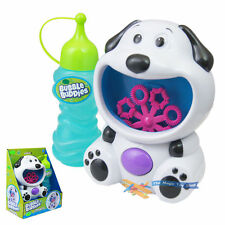 Bubble buddies - Dog / Dalmation! - toy bubble machine - great 4 XMAS