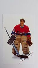 *MINT* 1985-86 MONTREAL CANADIENS PATRICK ROY pre-ROOKIE TEAM ISSUED POSTCARD