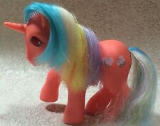 Vintage My Little Pony Speedy Twinkle Eyed G1 Unicorn 1985 Roller Skates