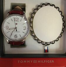 Tommy Hilfiger Women's Watch With Gifted Beaded Bracelet, #124