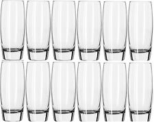 Set of 12 Tall High Ball Glasses 41cl Hi Ball Gglasses Endessa Made by Libbey