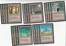 20x*Fallen Empires Lands*4x of each type**Magic the Gathering MTG FTG