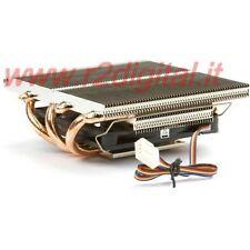 DISSIPATORE SCYTHE KOZUTI CPU INTEL AMD BASSO PROFILO 4PIN PWM AM2 AM3 VENTOLA
