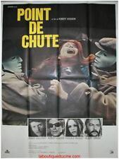 POINT DE CHUTE Affiche Cinéma / Movie Poster ROBERT HOSSEIN JOHNNY HALLYDAY
