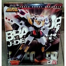 Bandai Super Robot Chogokin J-Decker MISB / power rangers hot toys