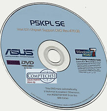 ASUS P5KPL SE MOTHERBOARD AUTO INSTALL DRIVERS M2698