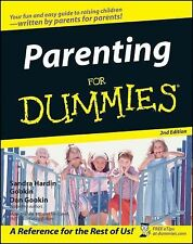 Parenting for Dummies® by Sandra Hardin Gookin and Dan Gookin (2002,...