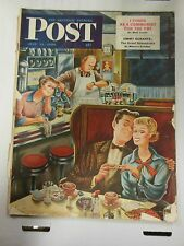 Post Magazine Original, July 15, 1950 with Jimmy Durante 061113ame2